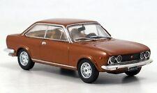 FIAT 124 SPORT COUPE 1969 MARRON STARLINE 510820 1/43 ITALIA BROWN BRONZE