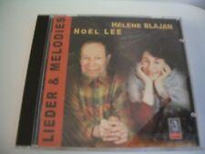 LIEDER & MELODIES - BRAHMS, MAHLER, DEBUSSY. NOEL LEE -HELENE BLAJAN.