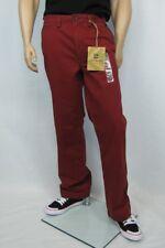Haggar mens pants life khaki chino relaxed straight sizes 34 36 NEW
