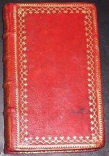 """""""La Liturgie, Ou Formulaire Des Prieres Publiques..."""" 1764 Nouvelle Edition"""