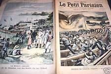 LPP : 1904 N 780 INCENDIE DU THEATRE DES IROQUOIS