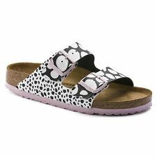 Birkenstock Sandals ARIZONA Two-Tone Dots Black/White regular NEW