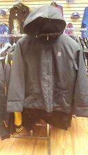 K-Swiss zip windbreaker Jacket Black Mens Windbreaker Zip Up Hoodie Jacket