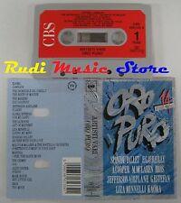 MC OROPURO 1989 SPANDAU BALLET THE JACKSON ALICE COOPER GLORIA ESTEFAN no cd lp