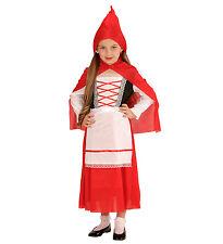 Costume Carnevale Bambina Cappuccetto Rosso PS 24905