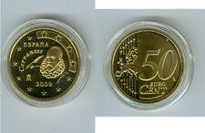 España 50 centavos pp/proof (elija entre: 2005 - 2014)