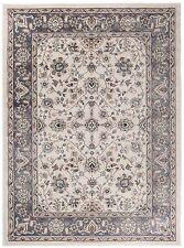 Traditional Klassischer Orientteppich Perser Vintage Teppiche in Weiß Beige