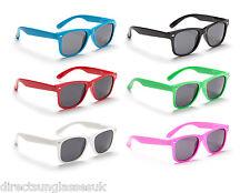 Niños Niño Niña Gafas de sol Clásico Completo UV400 Protección