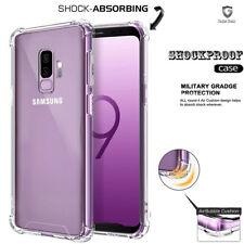 Gadget Shield Shock-Proof Air Cushion Tech Case Cover Samsung Galaxy S20 Plus