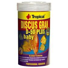 Tropical Discus Gran D-50 Plus, Baby Aufzuchtfutter dür Diskus