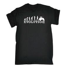 Funny Novelty T-Shirt Mens tee TShirt - Evo Tractor