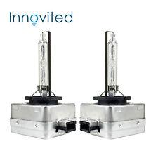 2X D1S D1R Innovited Headlight Light Replacement Bulbs 5000K 6000K 8000K 10000K