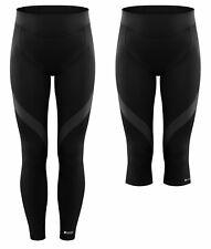 Shock Absorber Women's Active Wear Sports Capri or Full Leggings, S066C, S066B
