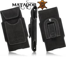 Samsung galaxy s3 mini i8190/i8200 Cuir Sac Téléphone Portable Clip ceinture Matador cardclip