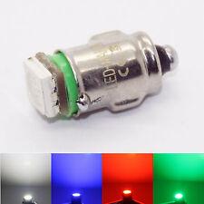 1 X LED BA7S 6V Volt Simson Schwalbe Mofa Tacho Instrumenten Beleuchtung