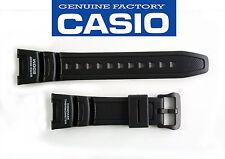 Casio Rubber Black Digital Compass Twin Sensor Watch Band Strap SGW-100