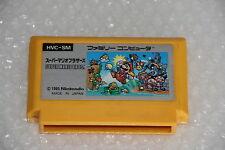 SUPER MARIO BROS FAMICOM USADO/USED JAPAN NO BOX