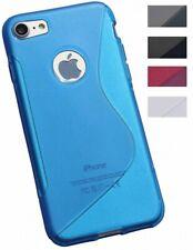 Funda para Apple iPhone 3 GS celular protección case de silicona cover cáscara delgada en S