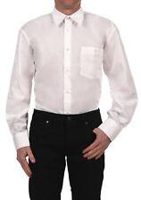 Petermann Oberhemd / Diensthemd Business Hemd 404299 langarm in weiß
