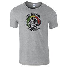 Roots Rastafarian Lion Rasta Marley Reggae PREMIUM T-Shirt S - 5XL