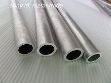 5pc Φ4 x Φ2mm Aluminum 6061 Round Tube OD4mm ID2mm Any Length Tubing Cut Lathe