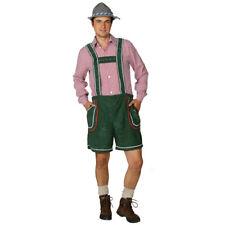 Oktoberfest Trachten Lederhose Trachtenlederhose Herren Trachtenhose Wiesn Hose