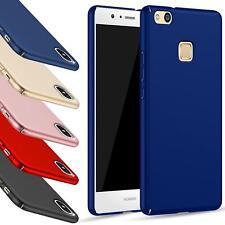 Dünn Slim Cover Hülle Schutz Tasche Case Handy Schutzhülle für Huawei Handyhülle