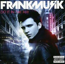 FRANKMUSIK - DO IT IN THE AM NEW CD