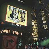 FOEUS Gash CD 1995 w/ MARC RIBOT FRANK LONDON STEVE BERNSTEIN JIM THIRLWELL OOP