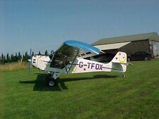Kitfox Model 2 Denney Kit Aircraft USA Airplane Wood Model Big New