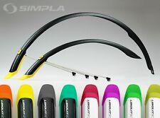 Ubiquit SDL 700C/28 multicolour mudguards  >SKS,Zefal,Topeak