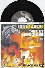 IRONHORSE (Randy Bachman) Sweet Lui-Louise 45/GER/PIC