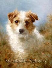 Fox Terrier ~ Lilian Cheviot, Dogs ~ Cross Stitch Pattern