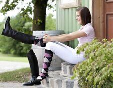 Ladies Cotton Rich Horse Riding Socks Girls Equestrian Socks Riding Socks UK 4-7