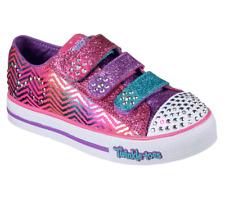 Skechers Kids Skechers Twinkle Toes Step Up Sparkle Scarpe Nuovo in