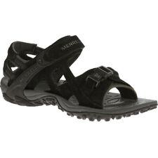 Merrell Mens Kahuna III Pig Suede Leather Neoprene Walking Sandals