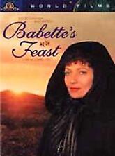 Babettes Feast: (DVD World Films) Stephane Audran, Birgitte Federspiel. NEW!