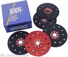 Semi flexible semi rigid silicon carbide discs SAITRON 178mm