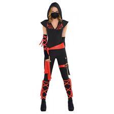 Ninja Costume Adult Halloween Fancy Dress