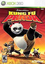 Kung Fu Panda (Microsoft Xbox 360, 2008)
