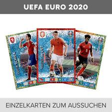 Panini UEFA EURO EM 2020 Adrenalyn XL Trading Cards Karten 244-468 zum aussuchen