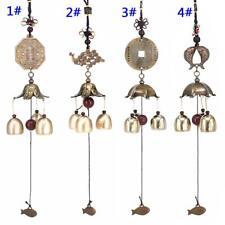 Silber Wind Chimes Glocken Kupfer 27xTubes Außen Hof Garten Home Decor Ornament