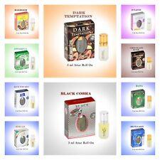Al Nuaim 3ml Attar Perfume Oil Alcohol Free by Ambrosial Free Shipping India