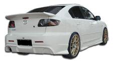04-09 Mazda Mazda 3 4DR I-Spec Duraflex Rear Body Kit Bumper!!! 104480