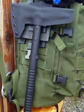 United Cutlery M48 Hawk Sheath - Black Kydex/Malice Clip Suspension