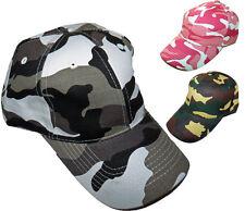 Baseball Cap Basecap Hat Military Look Army Navy Outdoor Survival Adjustable