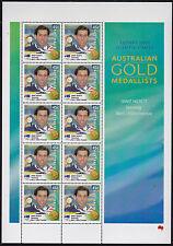 2000 Sydney Olympic Gold Medallists - Grant Hackett Men's 1500m Freestyle