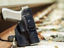 Heckler & Koch H&K HK45 Compact | Full Grain Leather IWB Conceal Carry Holster