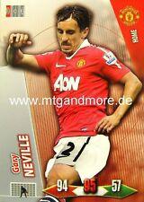 Adrenalyn XL Man. United - Gary Neville - Home