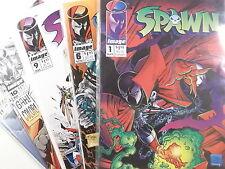 Sélection = SPAWN # 1 - 63 (image, US bande dessinée) comme neuf